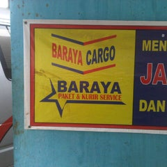Photo taken at Baraya Travel by Aqilah Liony Putri L. on 1/4/2014