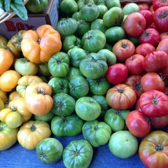 Photo taken at Montclair Farmers Market by Seth F. on 9/1/2013