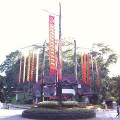 Photo taken at พระตำหนักดอยตุง (Doi Tung Royal Villa) by shu on 10/23/2012
