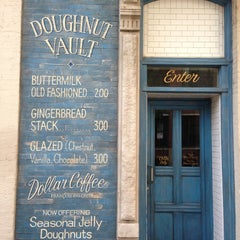 Photo taken at The Doughnut Vault by Riley H. on 7/6/2013