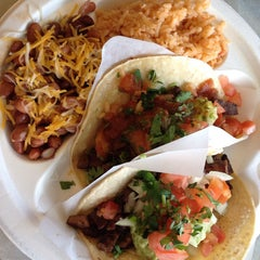 Photo taken at Malena's Tacos by Alow K. on 10/13/2014