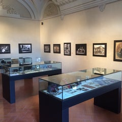 Photo taken at Museo della Grafica- Palazzo Lanfranchi by Wiebe d. on 4/12/2014