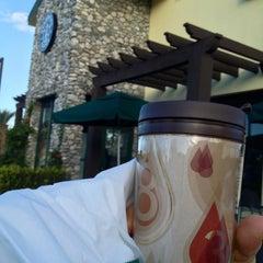 Photo taken at Starbucks by Joe J. on 1/28/2013