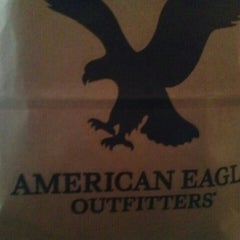 Photo taken at AEO & Aerie Store by Christy :. on 6/29/2013