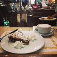 Photo taken at Cafe Midi by Sandra A. on 11/30/2015