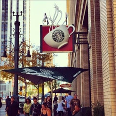 Photo taken at Starbucks by Heather G. on 10/15/2012