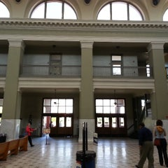 Photo taken at Union Depot by David P. on 4/22/2013