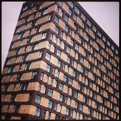 Photo taken at Erasmus University Rotterdam (EUR) by Jeroen P. on 8/21/2013