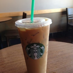 Photo taken at Starbucks by Christine S. on 8/3/2013