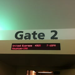 Photo taken at Gate 2 by Prithvi on 11/25/2012
