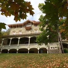 Photo taken at Asa Packer Mansion Museum by Scott N. on 10/9/2015