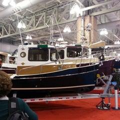 Photo taken at Atlantic City Convention Center by Jennifer B. on 2/9/2013