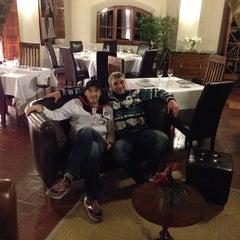 Photo taken at Galena Mas Comangau Hotel Begur by Юрий В. on 12/18/2013