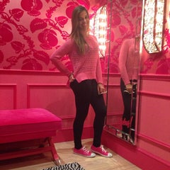 Photo taken at Victoria's Secret PINK by Evelyn R. on 5/2/2014