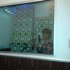 Photo taken at Prosantana Recording Studio, Creative Gallery by Cristina P. on 10/16/2013