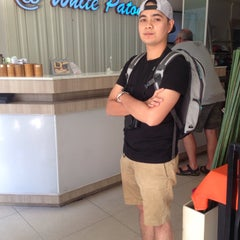 Photo taken at @ White Patong Hotel by echa p. on 8/2/2015