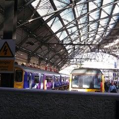 Photo taken at Platform 1 by Bianca P. on 8/16/2013