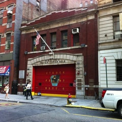 Photo taken at FDNY Ladder 3 by Sidney G. on 7/18/2013