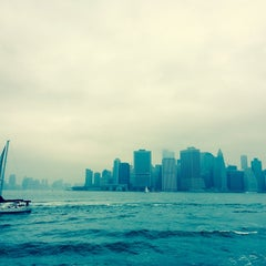 Photo taken at East River Ferry - Wall St/Pier 11 Terminal by Christina C. on 6/20/2015