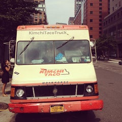 Photo taken at Food Truck Court by Matt W. on 8/26/2013
