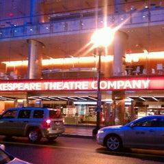 Photo taken at Shakespeare Theatre Company - Harman Hall by Nikki G. on 2/29/2012