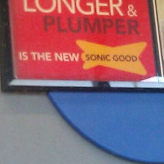 Photo taken at SONIC Drive In by Domingo M. on 9/30/2011