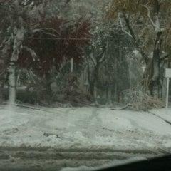 Photo taken at Snowpocalypse 2011 by Jasmine on 10/30/2011