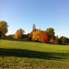 Photo taken at Golf du Coudray by Claude C. on 10/31/2011