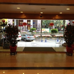 Photo taken at Melia Kuala Lumpur by Jason L. on 1/26/2012