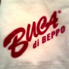 Photo taken at Buca di Beppo Italian Restaurant by Tela O. on 9/18/2011