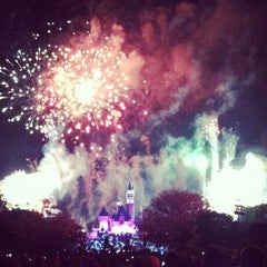 Photo taken at Main Street, U.S.A. by Kevin M. on 3/14/2012