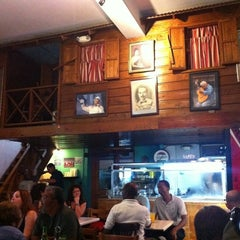 Photo taken at El Jibarito by Rachel E. on 7/23/2011