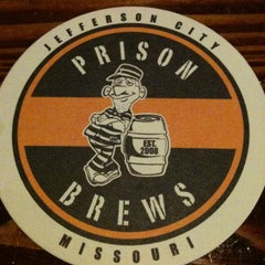 Photo taken at Prison Brews Brewery & Restaurant by Brett B. on 2/19/2011