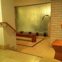 Photo taken at Spa & Salon at Four Seasons Resort and Club Dallas at Las Colinas by Lindsay B. on 7/30/2011