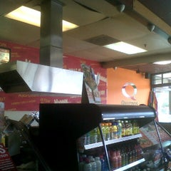 Photo taken at Quiznos by Luis G. on 11/14/2011