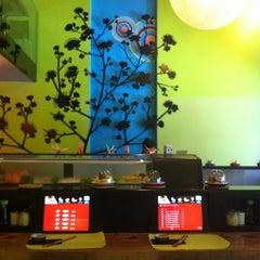 Photo taken at Yooji's by Menios D. on 5/13/2012