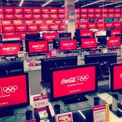 Photo taken at Media Markt by Igor I. on 8/8/2012