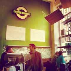 Photo taken at Coffee Corner by Juste A. on 5/11/2012
