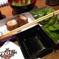 Photo taken at Yoi! Rolls & Temaki by Ricardo S. on 3/14/2012