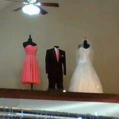 Photo taken at Elaines House Of Brides by Pie W. on 5/24/2012