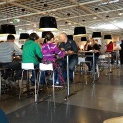 Photo taken at IKEA restaurace by Honza D. on 5/13/2012