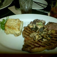 Photo taken at Stockyards Steakhouse by David G. on 12/17/2011