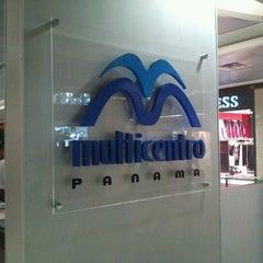 Photo taken at Multicentro by Edwardo M. on 7/26/2012