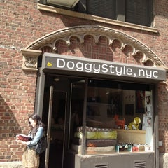 Photo taken at Doggy Style NYC by Greenwich Village Chelsea Chamber of Commerce D. on 3/20/2012