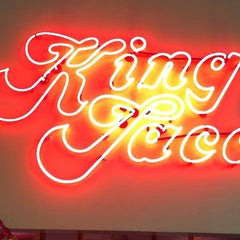 Photo taken at King Taco Restaurant by Anton A. on 11/13/2011