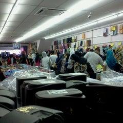 Photo taken at Zaleha Textiles by Hilmi H. on 8/29/2011