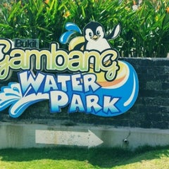 Photo taken at Bukit Gambang Water Park by Dean A. on 7/16/2012