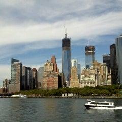 Photo taken at Staten Island Ferry Boat - Spirit Of America by Rachel H. on 9/11/2012