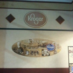 Photo taken at Kroger by Rick S. on 8/11/2012