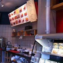 Photo taken at Gombei Bento by Gordon G. on 4/12/2012